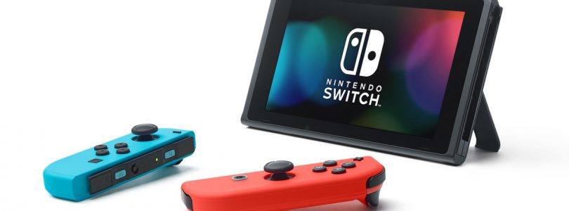 Neon Nintendo Switch System