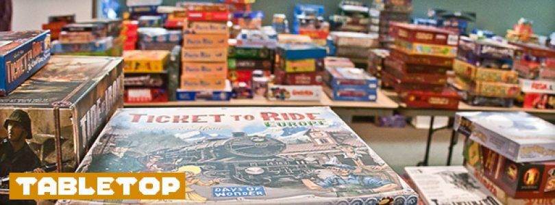 PAX Tabletop Unplugged Featured