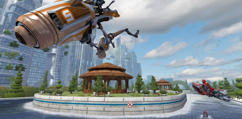 Riptide GP: Renegade Gets Xbox One/Windows 10 Release