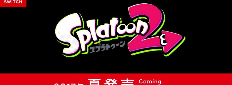Splatoon 2 coming to Nintendo Switch