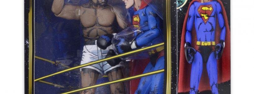 NECA two pack Superman VS Ali