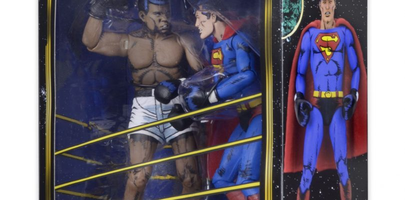 NECA two pack Superman VS Ali