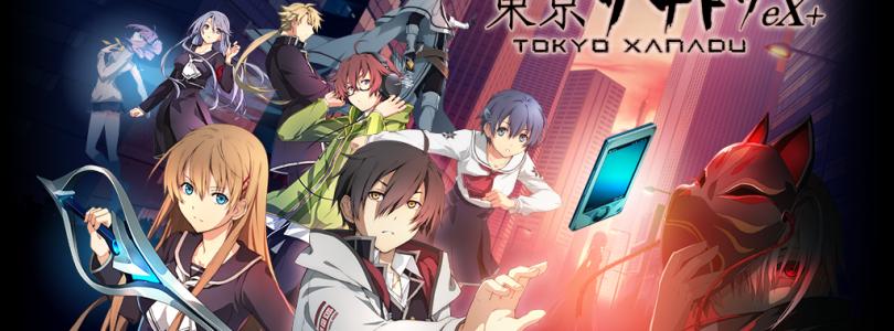 Tokyo Xanadu and Tokyo Xanadu eX+ are Being Localized