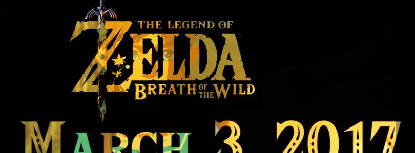 Zelda Breath of the Wild Release Date
