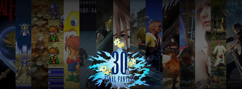 Final Fantasy Celebrates 30 Years!