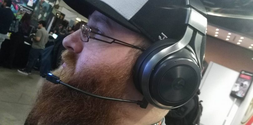 Lucid Sound LS40 Headset PAX South
