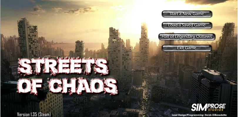 Streets of Chaos, Backlog Burndown, Marooner's Rock