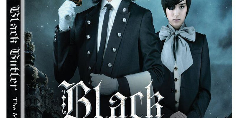 Funimation Acquires Live-Action Black Butler Movie