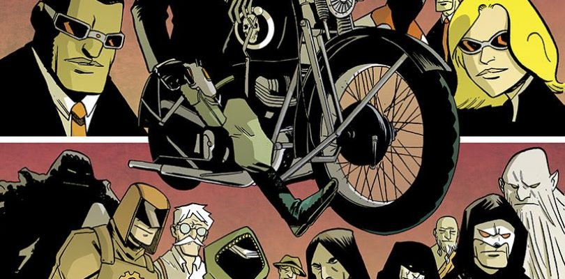 Doc Unknown Gets Hardcover Collection This Summer