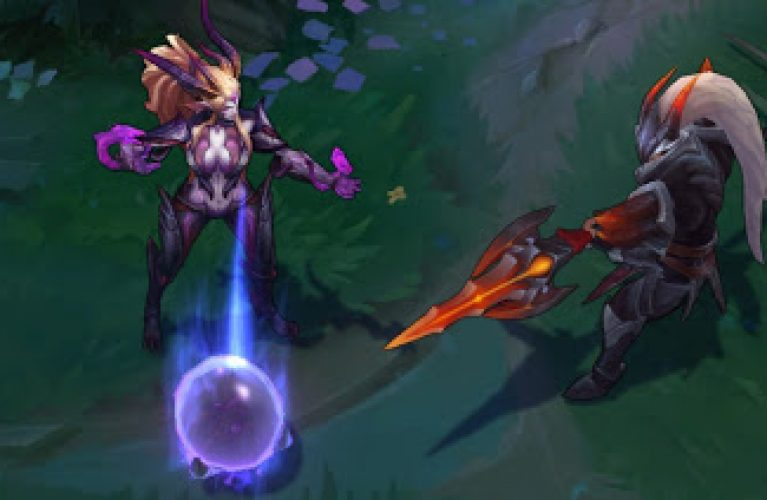 New Dragonslayer and Sorceress Skins Coming to LoL