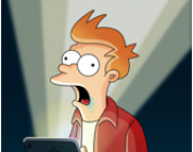 Futurama mobile game featured