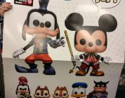 Kingdom Hearts Funko Pops Announced