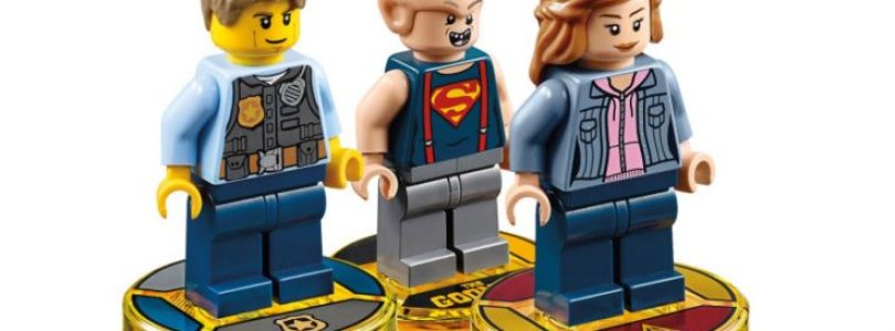 LEGO Dimensions Reveals Wave 8 Packs