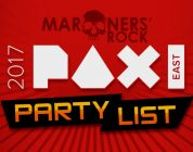PAX East 2017 Party List