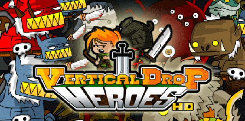 Vertical Drop Heroes HD Comes to PS4, PS Vita, and Xbox One