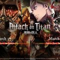 Funimation Acquires Attack on Titan Recap Movies, Limited Theatrical Release this March