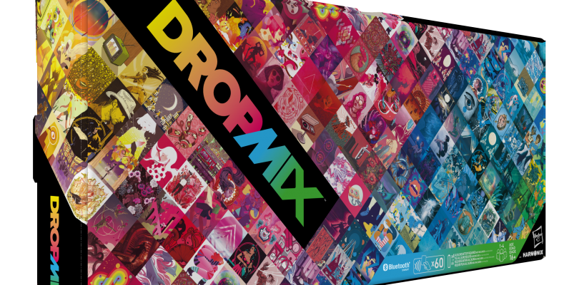 Harmonix Announces New Card Game Dropmix
