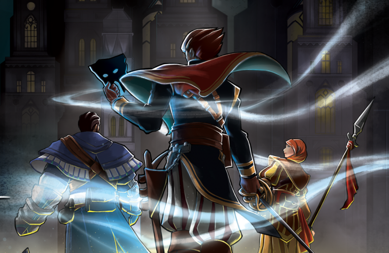 Masquerada Songs and Shadows Featured