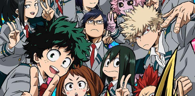 Funimation Acquires Second Season of My Hero Academia