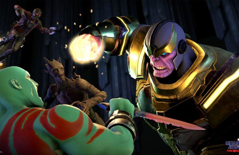 Telltale Guardians Promo Image