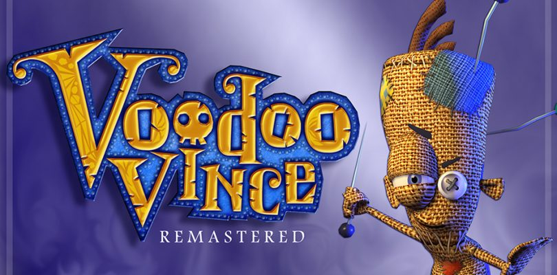 Voodoo Vince Remastered Has A Release Date