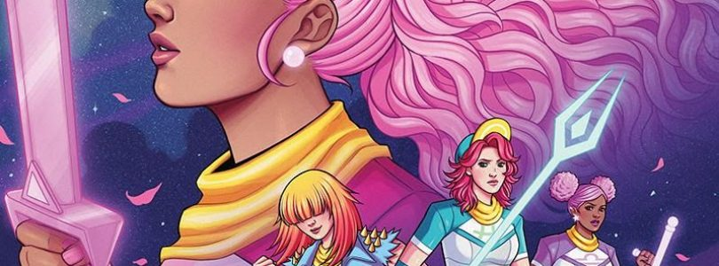 Zodiac Starforce Gets Second Series from Dark Horse