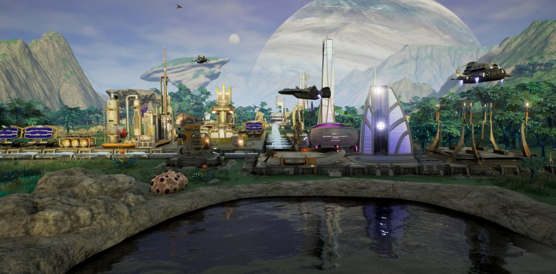 Aven Colony Featured Landscape