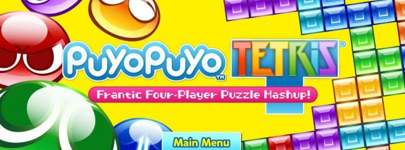 Puyo Puyo Tetris Featured