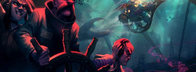 Diluvion, Marooner's Rock, Arachnid Games