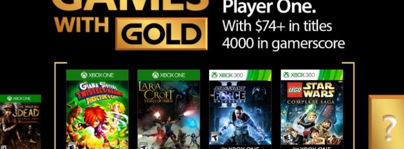 Games with Gold for May 2017 Announced