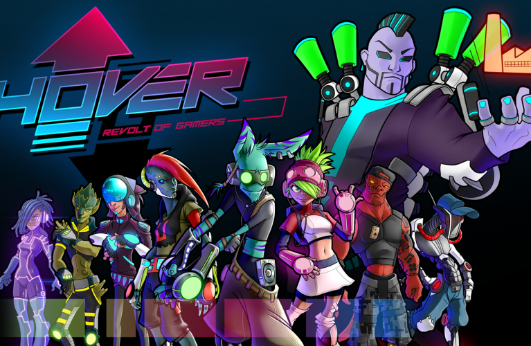 Hover Revolt of Gamers Featured