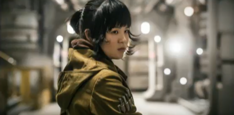 Rose from Star Wars: The Last Jedi