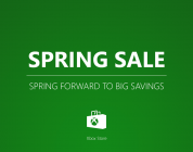 Xbox Live Spring Sale Game List Released
