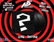 Persona 5 Vinyl Soundtracks are Coming