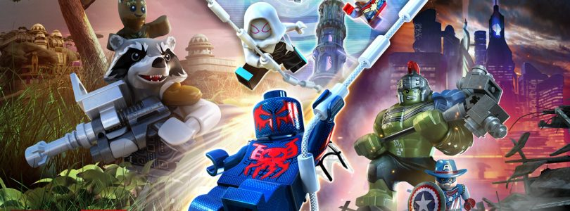 LEGO Marvel Super Heroes 2 Unveiled