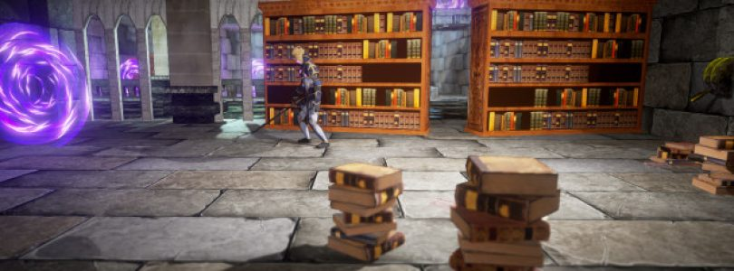 AeternoBlade II Environment Library