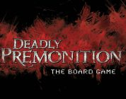 Deadly Premonition Board Game Funded Featured