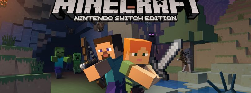 Minecraft Switch edition featured