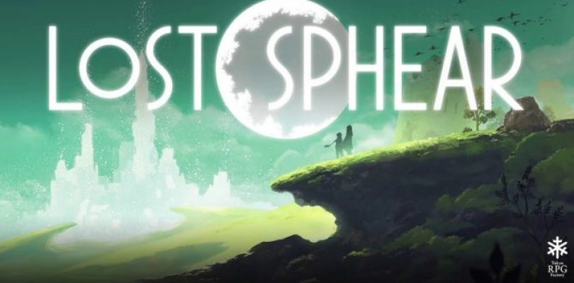 Square Enix Unveils New JRPG Titled Lost Sphear