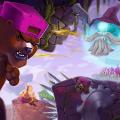 Super Rude Bear Resurrection art