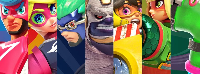 ARMS & Splatoon 2 Nintendo Direct Arriving Tomorrow