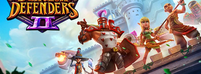 Dungeon Defenders II Officially Launching on June 20th