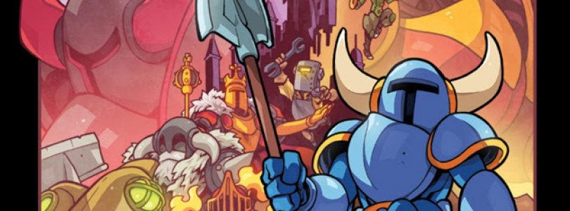 Grab your Spades and Unearth the Shovel Knight Art Book this Fall!