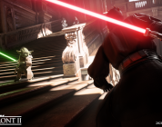 Battlefront II Yoda v Maul