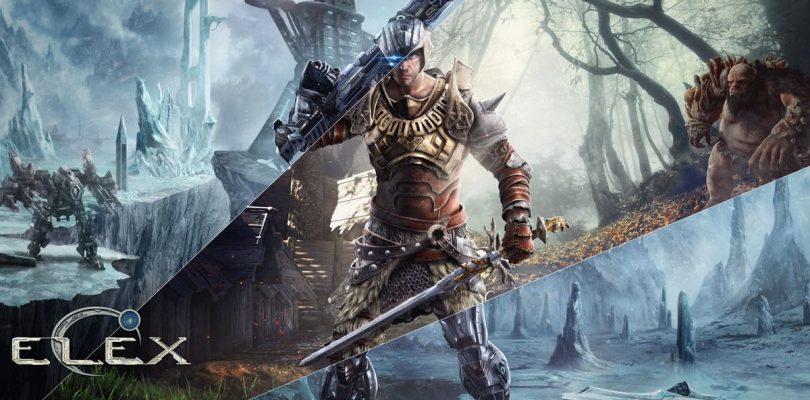 New Trailer and Release Date Announced for ELEX