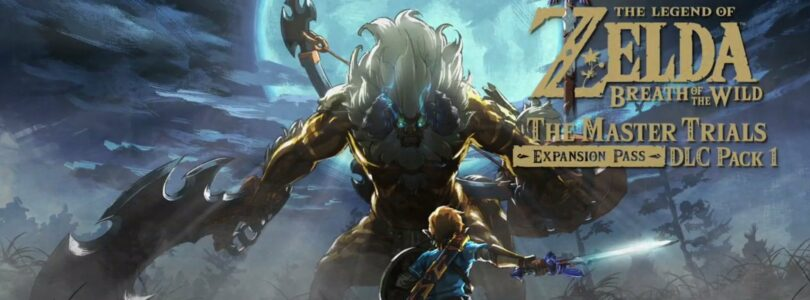 The Legend of Zelda: Breath of the Wild's First DLC is Now Available!