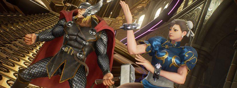 Disney made Capcom characters ugly in MVC infinite
