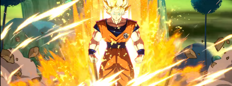 Dragon Ball FighterZ Featured
