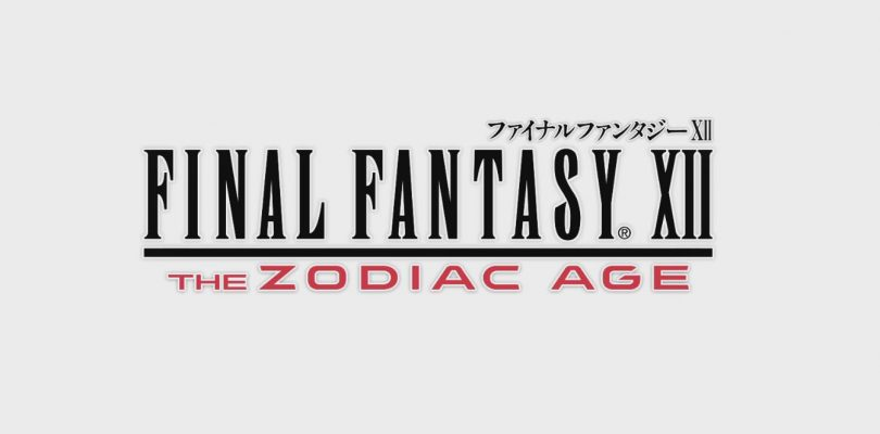New Final Fantasy XII The Zodiac Age Story Trailer Released
