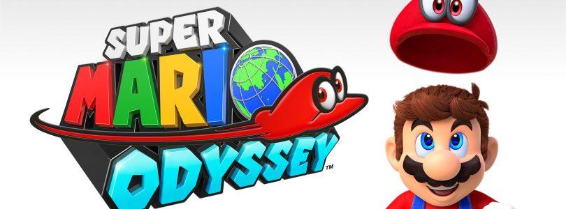 E3 2017 Hands-On: Super Mario Odyssey